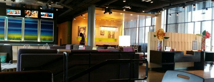 Aloft Frisco is one of Favs.