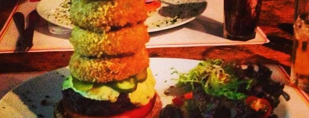 Big Kahuna Burger is one of Docerias/Sobremesas.