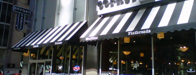 Corner Bakery Cafe is one of Hunger Games.