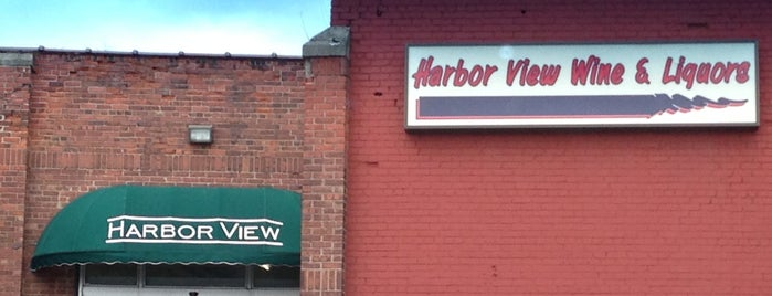 Harbor View Liquors is one of Syracuse Foodie Trail: 1-10 miles.