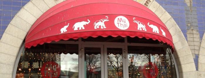 My Thai is one of ресторации.