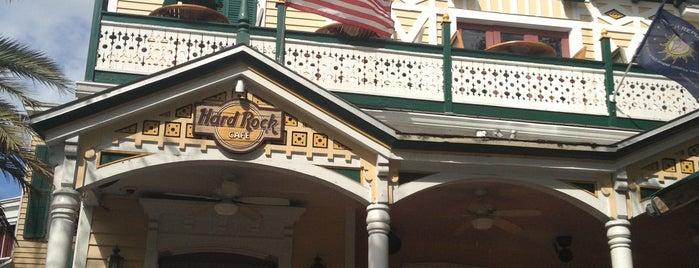 Hard Rock Cafe Key West is one of HARD ROCK CAFE'S.