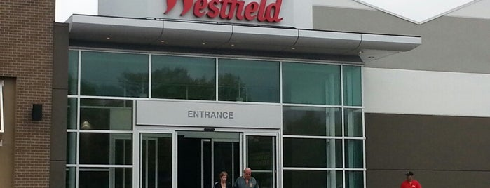 Westfield South Shore is one of been here.
