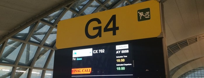 Gate G4 is one of TH-Airport-BKK-1.