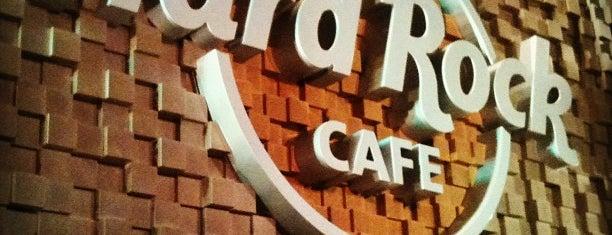 Hard Rock Cafe Paris is one of Hardrock Cafe's.