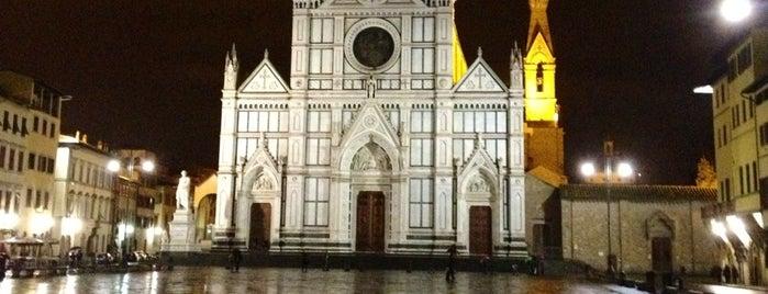 Basilica of Santa Croce is one of Loisirs.