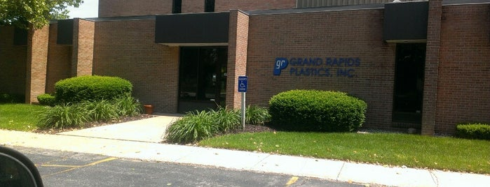 Grand Rapids Plastics is one of My home.