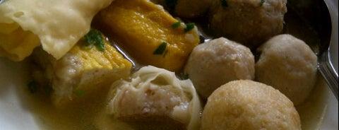 Baso Malang Enggal is one of Food Spots @Bandung.