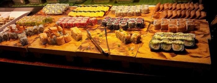 Mizuki Buffet is one of 20 favorite restaurants.