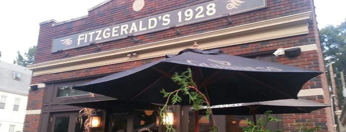 Fitzgerald's 1928 is one of Restaurants.