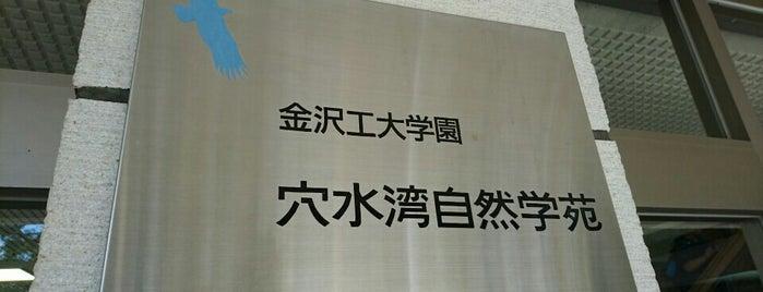 金沢工業大学 穴水湾自然学苑 is one of KIT Buildings.