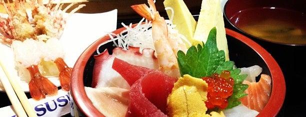 Hama Sushi is one of x LA! x.
