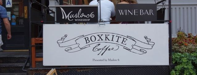 Box Kite NYC is one of NYC coffee.