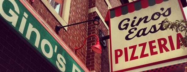 Gino's East is one of All-time favorites in United States.