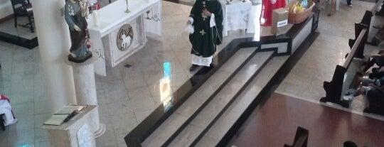 Paróquia Coração Eucarístico de Jesus is one of Vicariato Oeste [West].