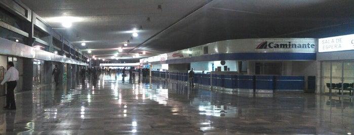 Terminal Central de Autobuses del Poniente is one of Terminales de Autobuses y Aeropuertos.