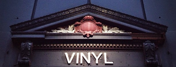Vinyl is one of Must-visit Performing Arts Venues in Atlanta.