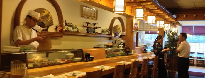 Mr. Sushi is one of Must-visit Food in Brookline.