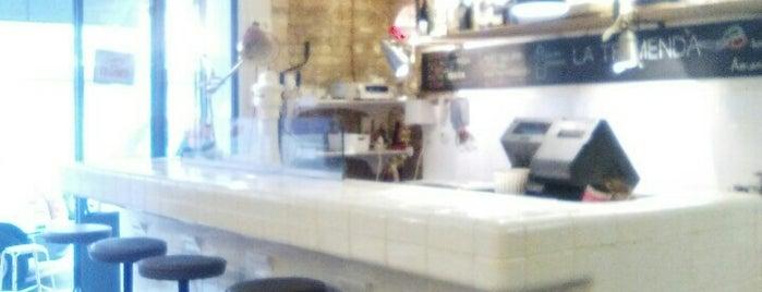 La Tremenda is one of My restaurants :).
