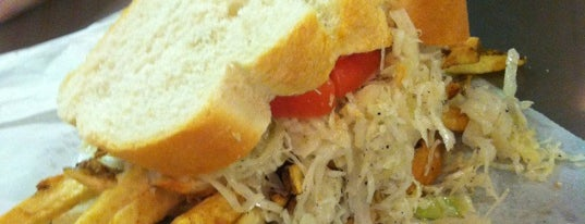 Primanti Bros. is one of PA Shooflyer.