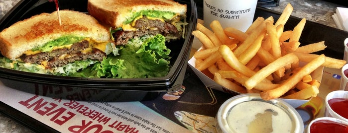 The Habit Burger Grill is one of San Fernando Valley.
