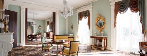 Bartow-Pell Mansion Museum is one of Free Things to Do in New York.