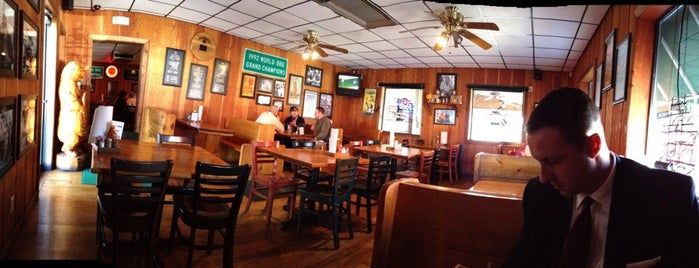 17th Street Bar & Grill is one of Best Places to Check out in United States Pt 2.