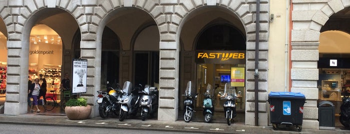 FASTWEB is one of Monobrand FASTWEB.