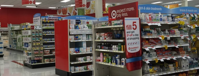 Target is one of Most Frequented by Me!.