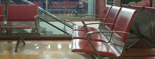 Gate E5 is one of Soekarno Hatta International Airport (CGK).