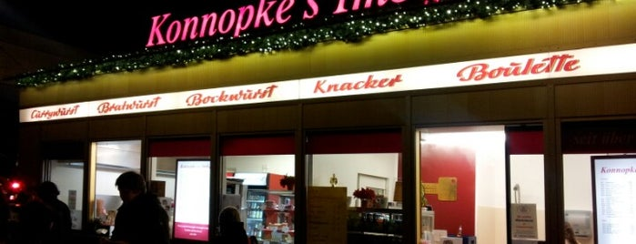 Konnopke's Imbiß is one of Wishlist.