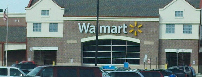Walmart is one of Shopping.
