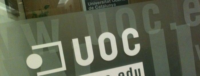 Seus UOC / Sedes UOC