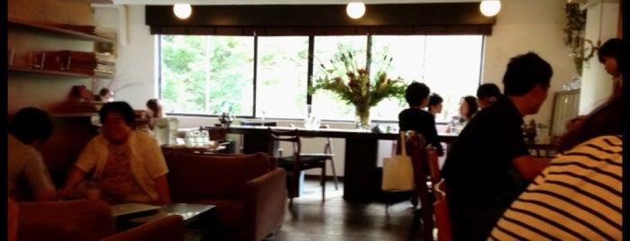 ザリガニカフェ is one of 渋谷周辺おすすめなお店.