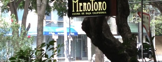 Merotoro is one of Mexico City.