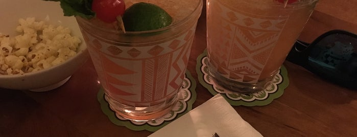 Trader Vic's is one of M!.