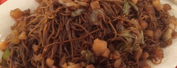 Kim Lian Kee Hokkien Noodles is one of Favorite Food.