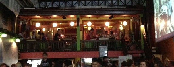 Silk Bar & Restaurant is one of WHERE TO EAT AND DRINK.