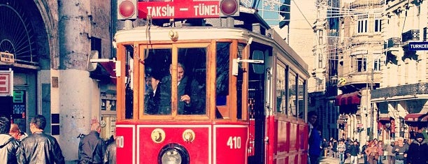 Tunnel Square is one of Must-visit Nightlife Spots in İstanbul.