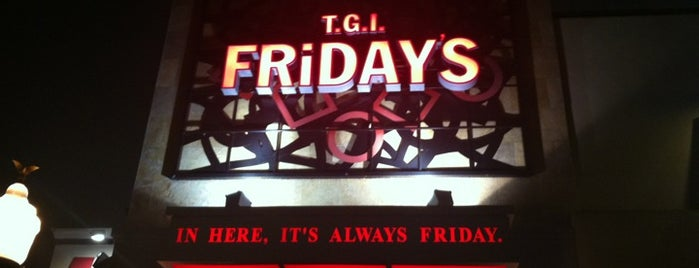 TGI Fridays is one of Dicas de Orlando..