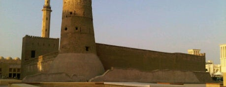Dubai Museum متحف دبي - قلعة الفهيدي is one of Explore Dubai.