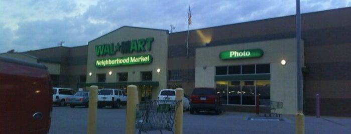 Walmart Neighborhood Market is one of Beenthere.