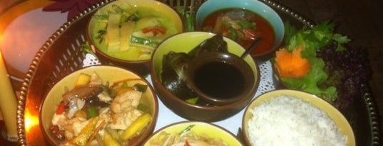 Thai Barcelona | Thai Gardens is one of BCN Restaurants, Bars and Delicatessen.