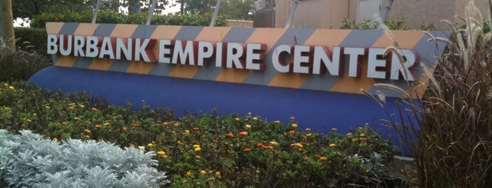 Burbank Empire Center is one of Burbank, CA.