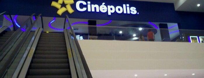 Cinépolis is one of let´s go.