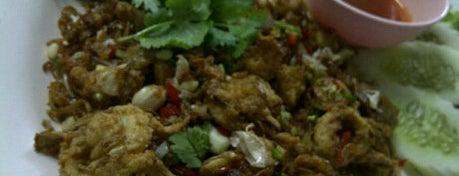 ต้องตาปูดอง (Thongta Pudong) is one of Favorite Food.