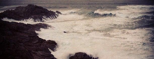Faro de Laxe is one of Costa da Morte en 2 días.