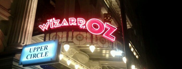 The London Palladium is one of Favourite Musicals in London.