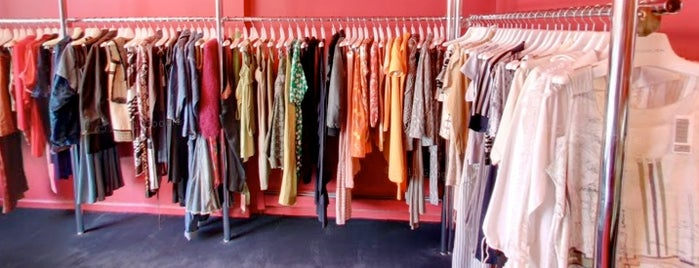 Resurrection Vintage Clothing is one of Shopping New York City.