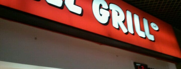 All Grill is one of Beiramar Shopping.
